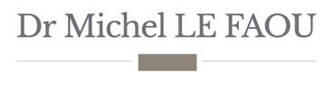 Dr Michel LE FAOU Logo
